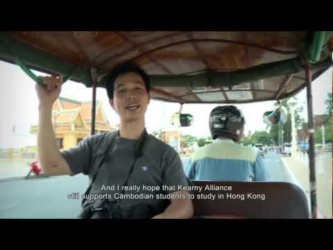 Hinrich Global Trade Scholar - Chansok Lay