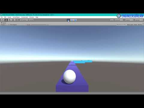 15. MOVE THE SPHERE SCRIPTING CODE | BUILD VIRTUAL REALITY GAMES FOR UNITY USING GOOGLE CARDBOARD