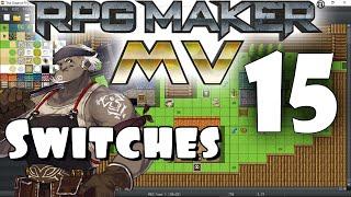 RPG Maker VX Ace Tutorial 16: Using a Switch to Unlock a