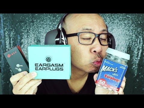 Best Noise Reducing Earplugs - Vibes, Eargasm, 3M Peltor, and Mack's Review