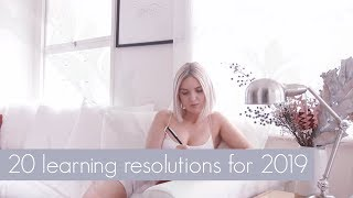 Download 20 Useful Things to Learn in 2019 Video