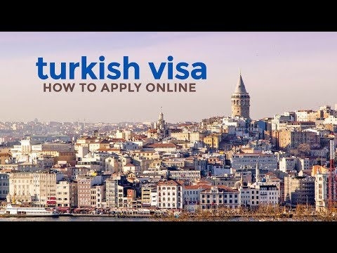 How to get turkey visit visa - requirements for pakistani citizens  2018