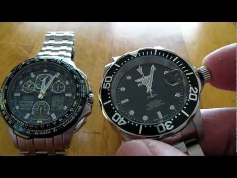 Invicta Pro Diver 8926 Automatic Watch Accuracy Testing