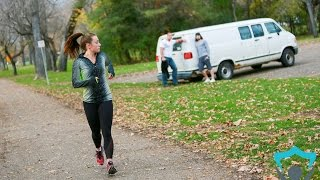 Running and Walking Safety Tips
