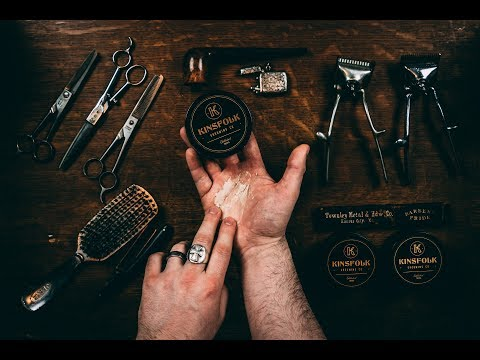 Men's Hair 2018 l Australian Home-brewed Products l Kinsfolk Grooming Review