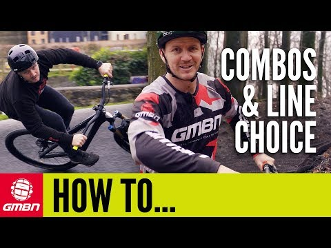 Cornering, Braking And Line Choice | Pump Track To Trail
