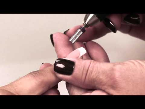 KUPA Inc. Presents How-to Electric Nail File: Balancing Your Hand