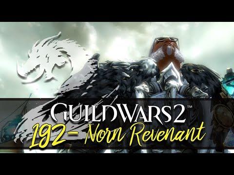 #192 Mann mit Durchblick (Umstyling) ★ GUILD WARS 2 ★ Norn Revenant ★ German