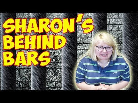 A Day In Our Life #29 Sharon Is Behind Bars Vlog
