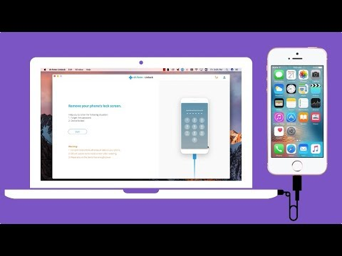 How to Remove Passcode from iPhone SE on Mac ?