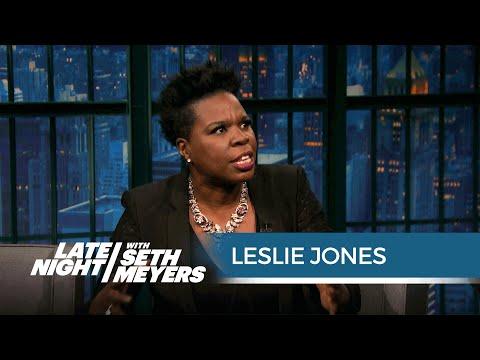 Leslie Jones on Her Twitter Trolls