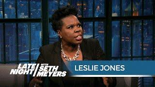 Download Leslie Jones on Her Twitter Trolls Video