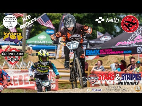 USA BMX Stars & Stripes Nationals   Connor Fields, Berm Academy & Chicken Wings
