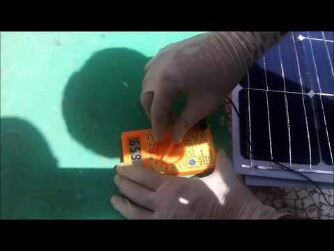 How to make Solar Panel at Home