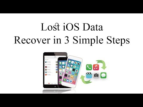 How To Recover Deleted Data From iPhone Or iOS Device