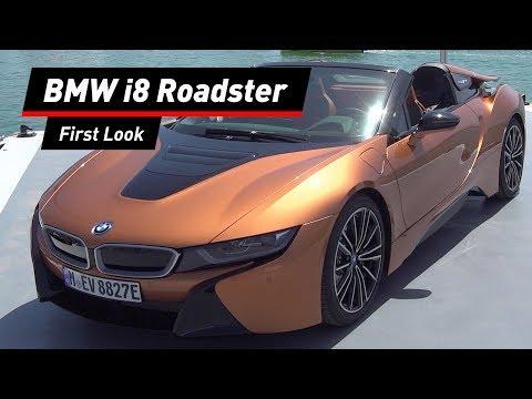 BMW i8 Roadster: So gut schlägt er sich im Test!