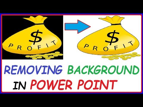 How to make Picture Background Transparent in PowerPoint 2010 - Remove Background PowerPoint 2010