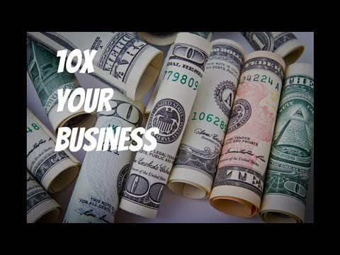 10x Your Business in the Next Two Years By Reverse-Engineering Your Sales Process