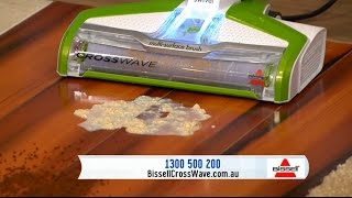 Bissell Crosswave - Live Demo - Channel 10