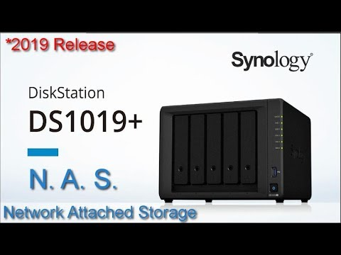 Download Synology DS1019+ Diskstation NAS Complete Review