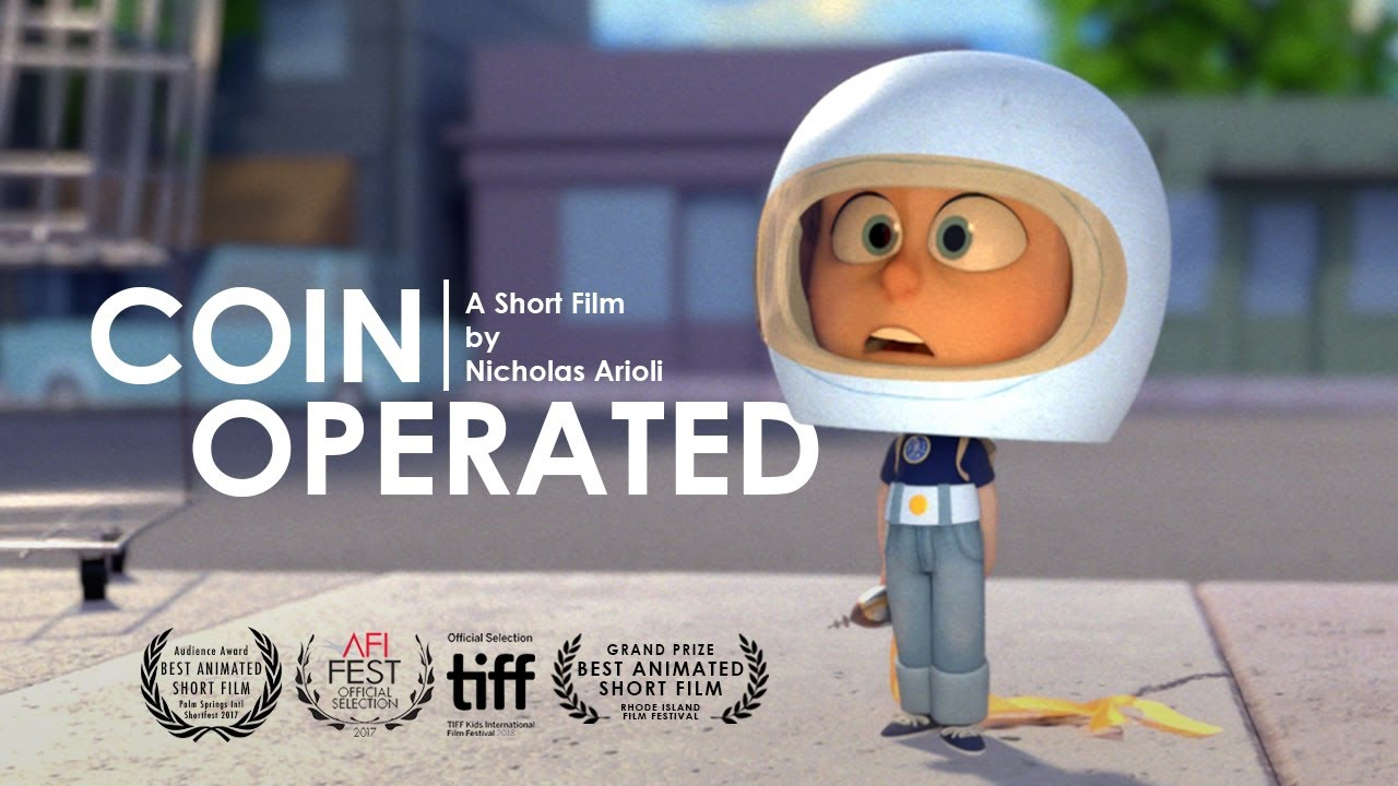 Coin Operated - Animated Short Film