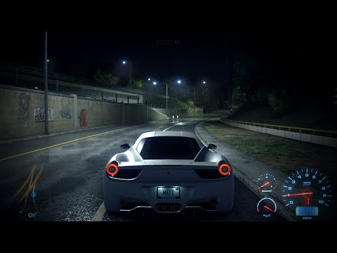 How To Select Manual Gears In Need For Speed 2015 - Racing w/ Manual Gears In Need For Speed