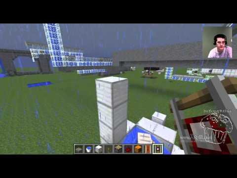 Quick Minecraft Tutorial: Invisible Pressure Plate (Iron Golem Detector)