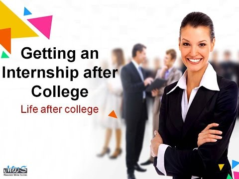 Don't be an Underemployed Intern after your MBA!