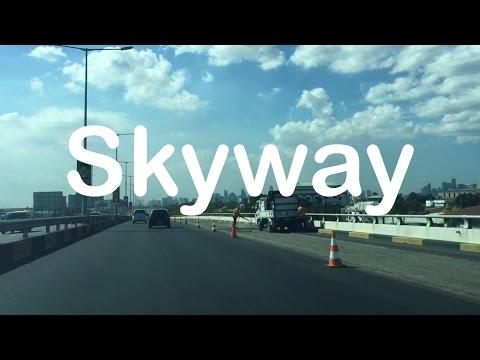 Skyway Under Maintenance Alabang - Makati 2015 by HourPhilippines.com
