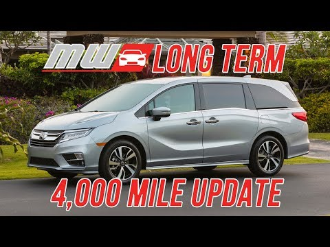 2018 Honda Odyssey | Long Term Update