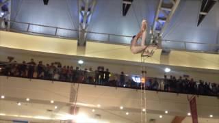 Flying  Trapeze MAYA 2016