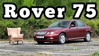 2003 Rover 75: Regular Car Reviews