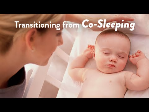 4 Steps to Transitioning from Co-Sleeping | CloudMom