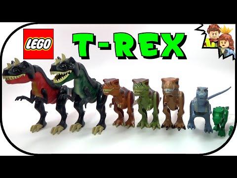 LEGO Tyrannosaurus Rex Dinosaur Collection