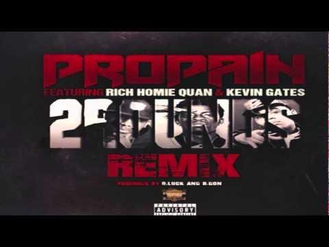 Propain Feat. Rich Homie Quan & Kevin Gates - 2 Rounds (Remix)