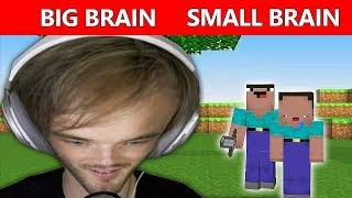 Minecraft Big Brain - Skyblocks #2