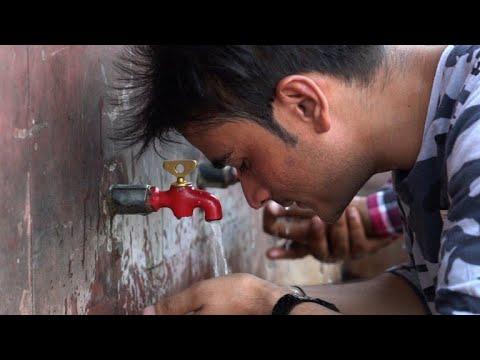 Crippling heat wave grips Indian capital