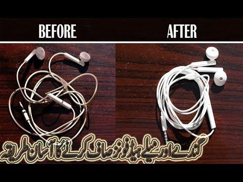 how to clean headphones, clean headphones, how to clean earphones By News Tv