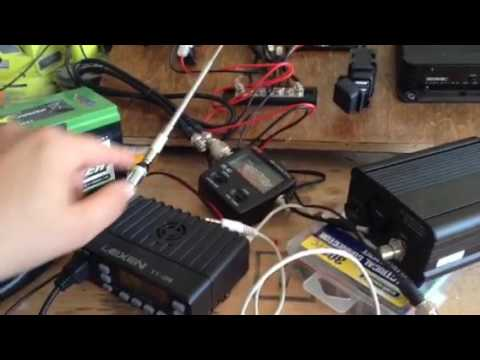 FM transmitter radio set hardware upgrades