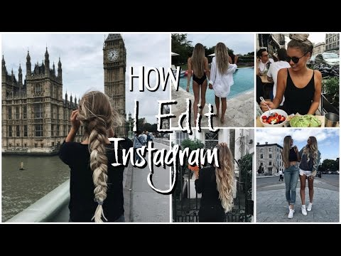 How I Edit My Instagram // What's On My iPhone 7+ Rose Gold