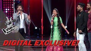 Guru Randhawa & Coach Himesh Sings Aashiqui Mein Teri | Moment | The Voice India Kids - Grand Finale