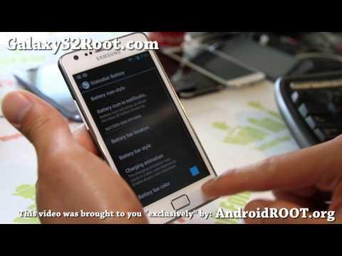 Resurrection Remix Jelly Bean ROM v3.0.6 for Galaxy S2 i9100!
