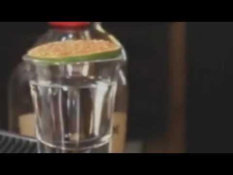 Absolut Flying koktél recept videó