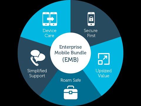 Singtel Enterprise Mobility Bundle
