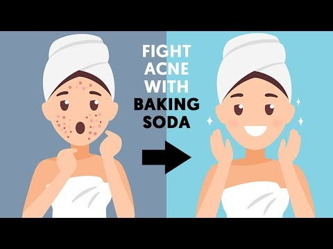 HACK: 2 Methods to Fight Off Acne with Baking Soda
