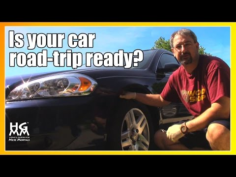 Don't Get Stranded! 8 Important Things to Check on Your Car Before Traveling