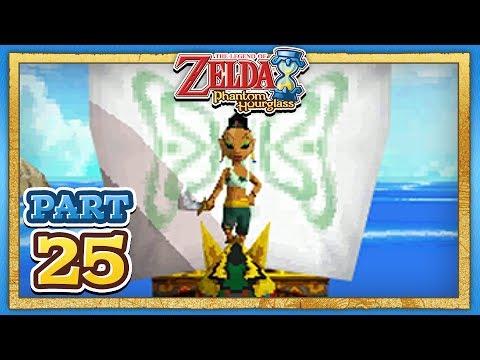 The Legend of Zelda: Phantom Hourglass - Part 25 - Gems!