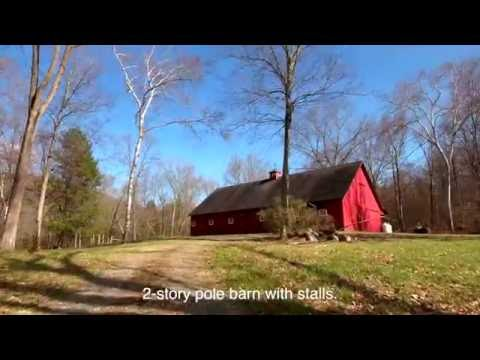 Red Gulch Farm on 77 Acres | 47 Carter Road, Kent CT