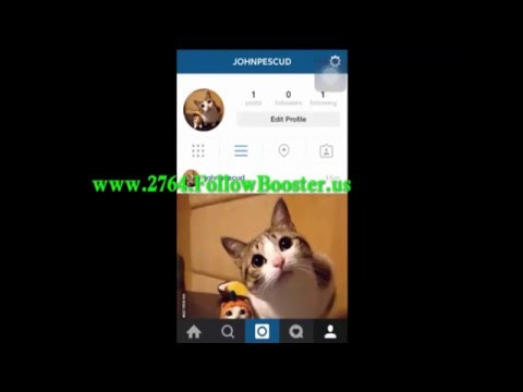 How to get Unlimited Instagram followers without following others [NEWEST] [TESTED]