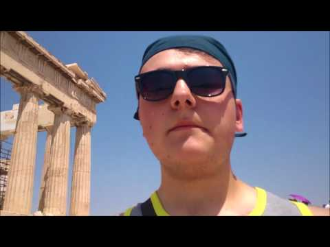 [3] Greece 2015 : Acropolis and low on Storage Space